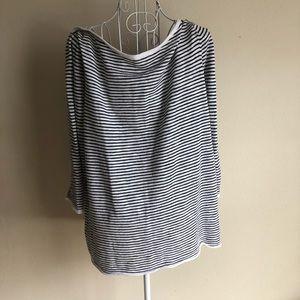 Eileen Fisher Organic Linen Cotton Blend Sweater